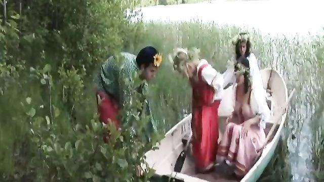 Иван Купала (2008) - русский порно фильм от Нестора Петровича!