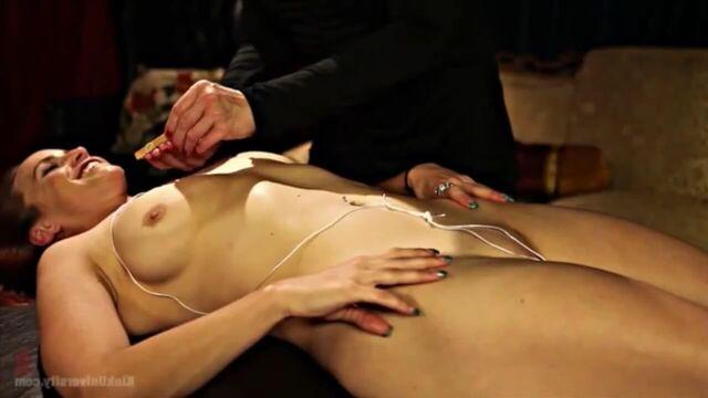 BDSM видео урок №4. Зипперы, пытки прищепками и стена боли