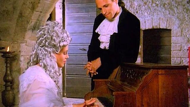 Порнофильм Амадей Моцарт (Amadeus Mozart) с русским переводом