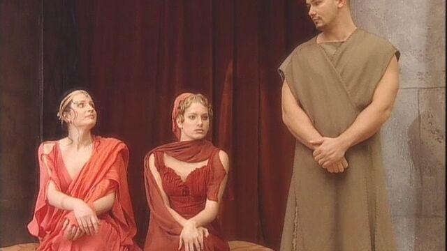 Фильм Гладиатор 1 (порно пародия) Private Gold 54: Gladiator 1 (2002)