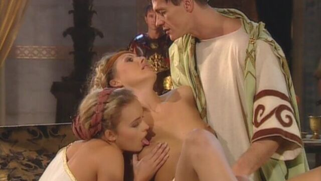 Гладиатор 3: Сексуальное соревнование / Private Gold 56: Gladiator 3 - Sexual Conquest