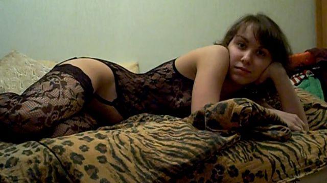 Русский домашний любительский анальный секс молодой пары