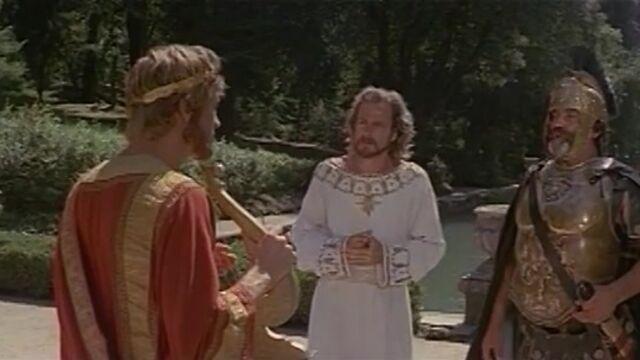 Нерон и Поппея (1982) исторический порно фильм с русским переводом