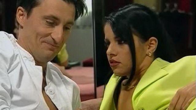 Шоковая терапия доктора Бакстера - порно фильм с русским переводом