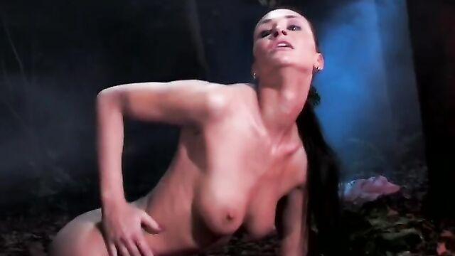 Призрак Соблазнитель 1 — порнофильм с русским переводом