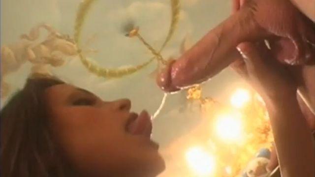 Фантазии ангела / Angel: Sex, Money, Power (порно фильм с русским переводом)
