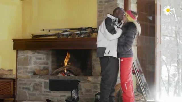 Покорение Гор 2, начинающие лыжницы (порно фильм с русским переводом)