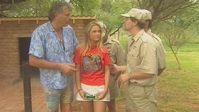 Парк Крюгера / Private Gold 7: Kruger Park - порно фильм с переводом