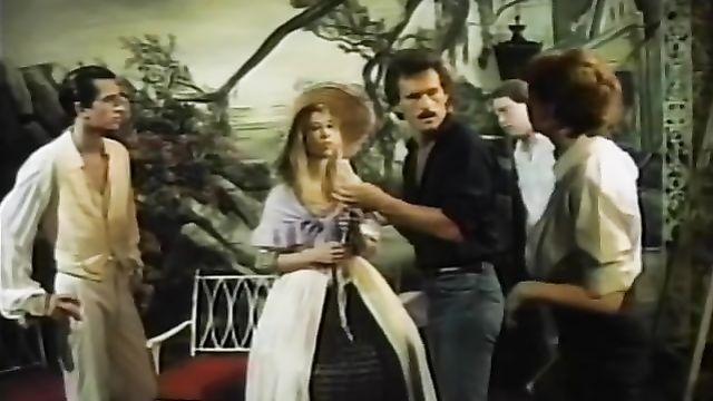 Фильм для взрослых: Табу в американском стиле (1985/Nibo Films) серия 3