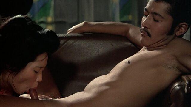 Империя чувств (1976) японская романтическая драма для взрослых с переводом