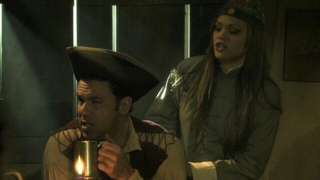 Пираты 2: Месть Стагнетти / Pirates II: Stagnettis Revenge (порнофильм с русским переводом)