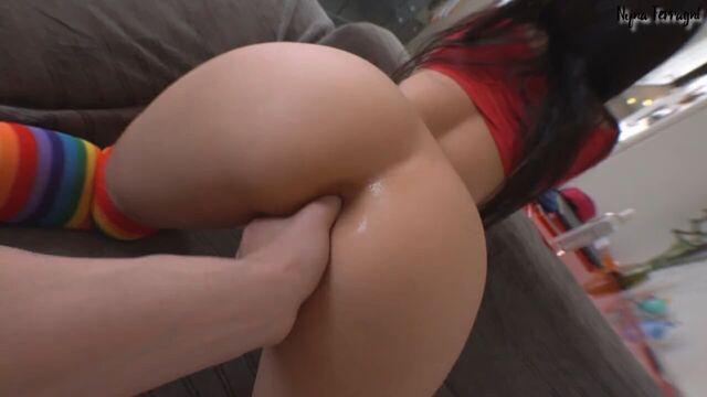 Идеальная задница для анального секса!