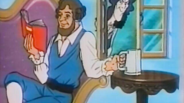 Золушка - эротический мультфильм, сказка для взрослых на русском языке