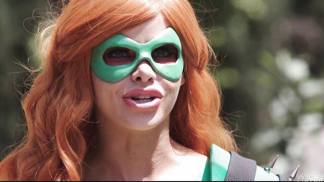 Лига Справедливости: Порно Пародия (2017) с русским переводом