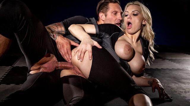 Капитан Марвел: XXX Пародия (2019) порно фильм с русским переводом!