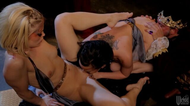 Белоснежка ХХХ: Пародия (2014) порно фильм с русским переводом