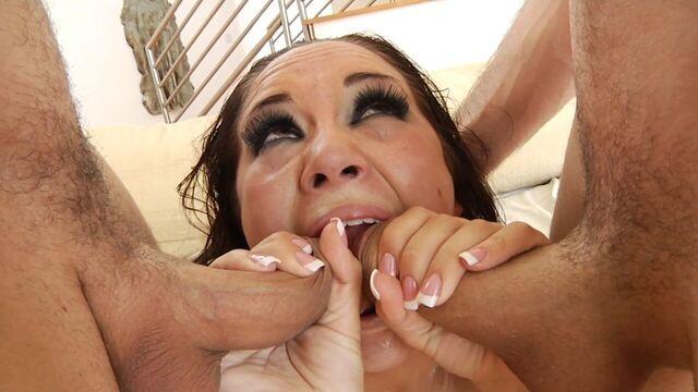 Кристина Роуз - Шлюха (Потаскушка) полный порно фильм с переводом!
