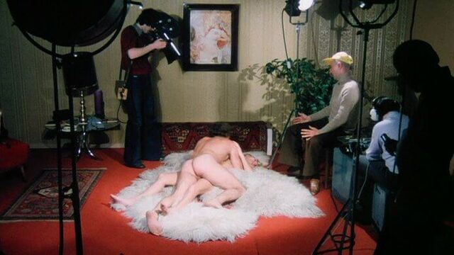 Адам и Ева / Adam & Eva (1976) ретро порно фильм с переводом