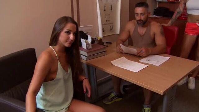 Анальный фитнес клуб / Anal Fitness Club (порно фильм с переводом)