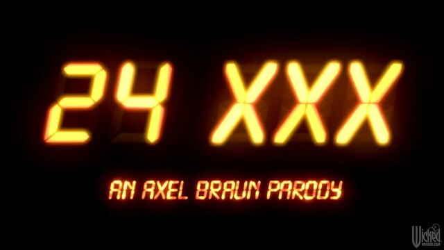 24 XXX: Пародия Акселя Брауна (фильм с русским переводом)