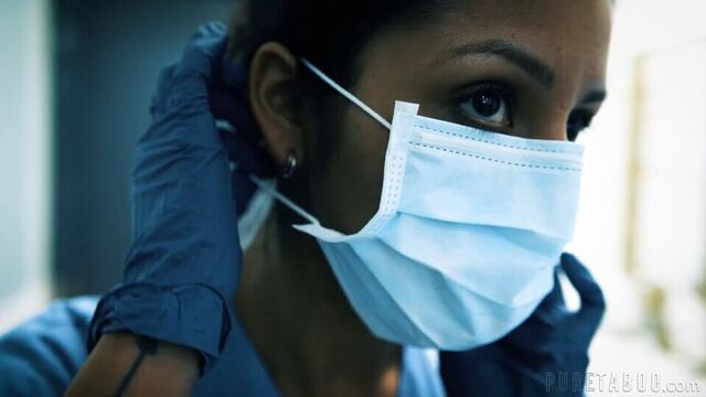Мрачное будущее: Пандемия, часть 1. Короткометражное порно