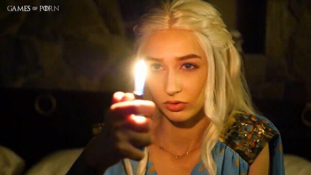 Игры порно: Сезон 9, эпизод 1 - моя киска горит