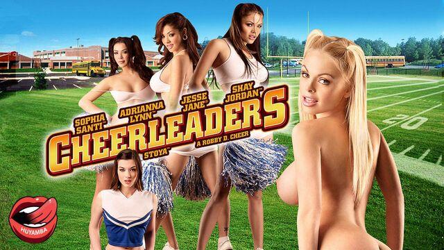 Чирлидерши | Cheerleaders (2008) порно фильмы с русским переводом