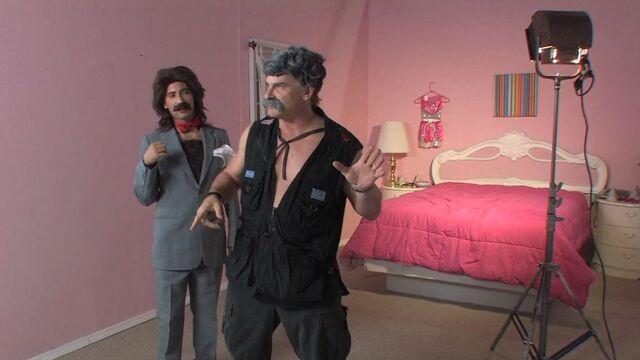 Большое приключение Пи-Ви (порно фильм пародия с русским переводом)