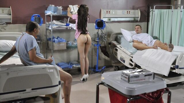 Порно фильм Медсёстры | Nurses (Медсестрички) с русским переводом