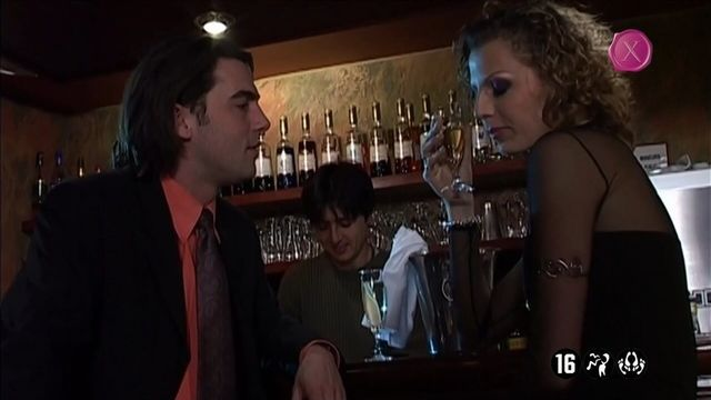 Закоулки Парижа — французский порно фильм с переводом