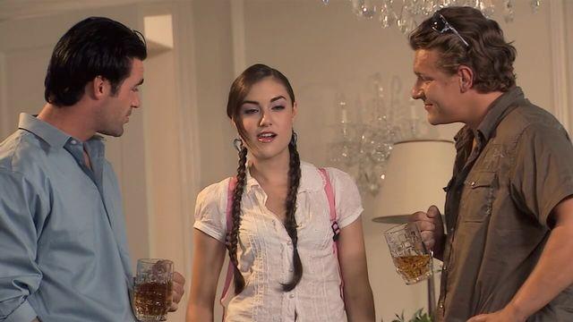 Нянечки | Babysitters (2007) порно фильм на русском языке