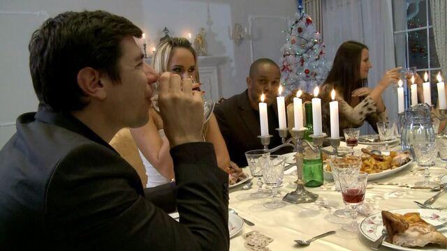 Рождественский обеденный трах (Рождественская дичь)
