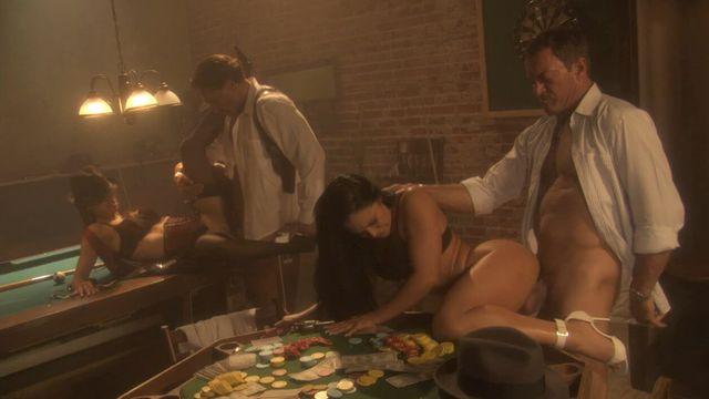 Бал гангстеров   Mobster's Ball, порнофильм с переводом