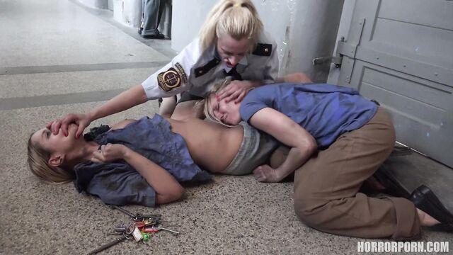 Ад в женской тюрьме   Hell in Jail (порно ужасы)