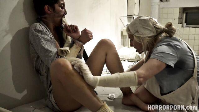 Адовый госпиталь — порно ужасы в клинике для душевно больных