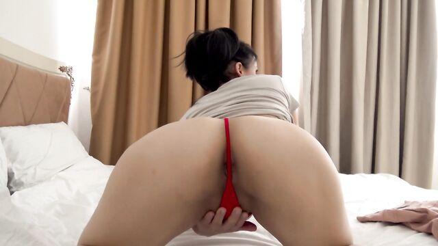 Русское сольное порно видео с грязными разговорами