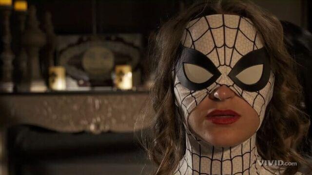 Человек - Паук 2: Порно Пародия Акселя Брауна