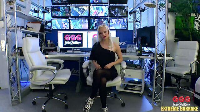 Ариэлла - спермо Золушка | Ariella - The Sperm Fairy