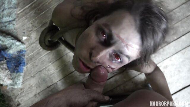 Порно ужасы: Дикий зверь в клетке | Wild Beast