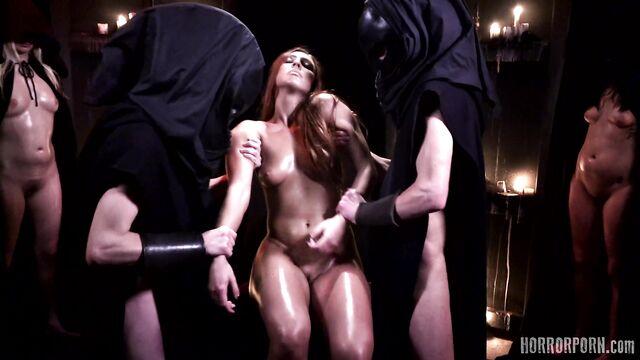 Черная месса   Black mass — порно 666 (ужасы, horror)