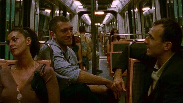 Необратимость | Irréversible (2002) эро триллер, драма