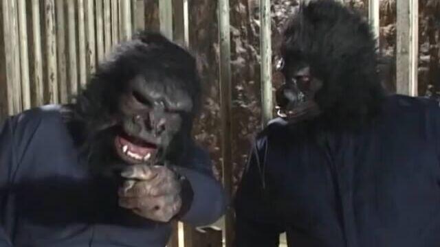 Планета обезьян   Planet of the Babes (2001) порно кино